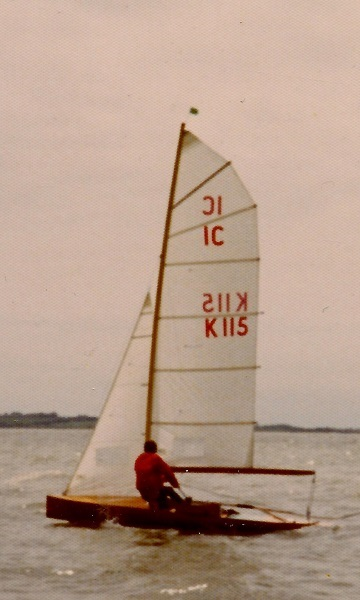 Photo: K-115 at the 1974 Canoe Week